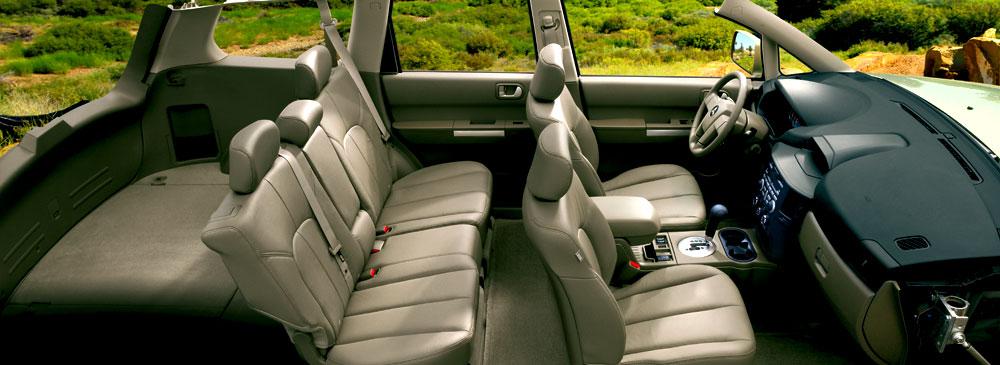 Cars Inspiration 2005 Mitsubishi Endeavor Interior