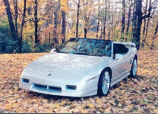 Pontiac Fiero Gt 1987. 1987+pontiac+fiero+gt+