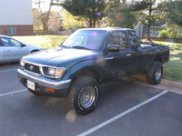 1996 Toyota Tacoma 2 Dr STD 4WD Extended Cab SB, My 1996 Toyota Tacoma