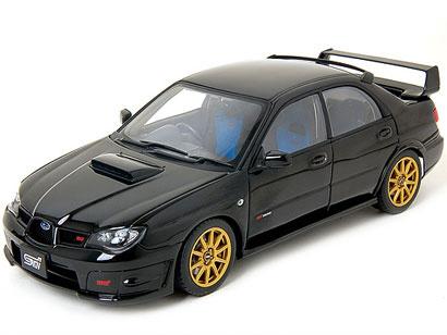2007 Subaru Impreza WRX STi