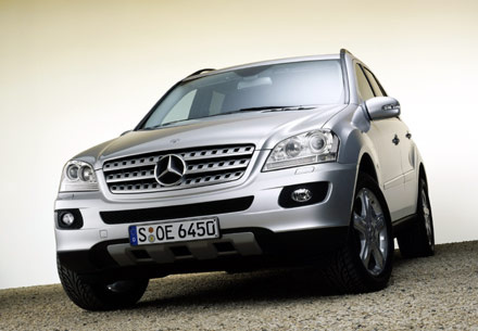 Picture of 2007 Mercedes-Benz M-Class ML500