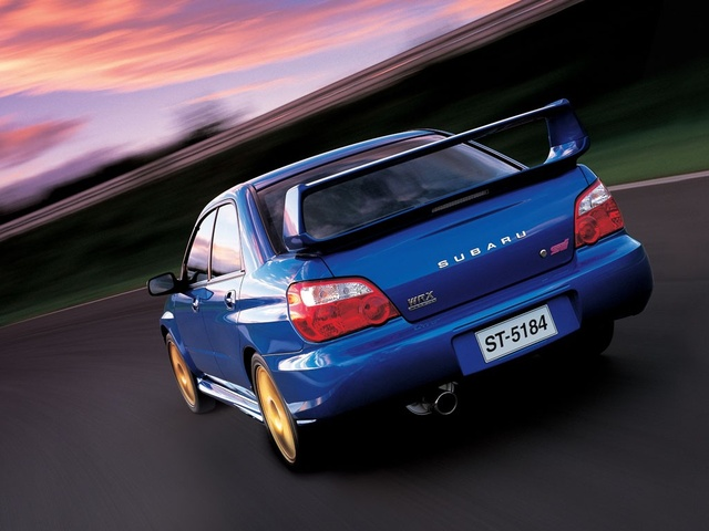 Picture of 2005 Subaru Impreza WRX STI, gallery_worthy