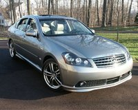 2006 INFINITI M45, front view, exterior