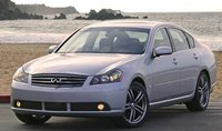2006 Infiniti M45 Overview