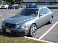 1996 Lexus LS 400 RWD, my car is just hanging out in the sun, exterior, gallery_worthy