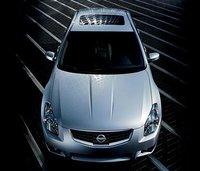 2008 Nissan Maxima, front, exterior, manufacturer