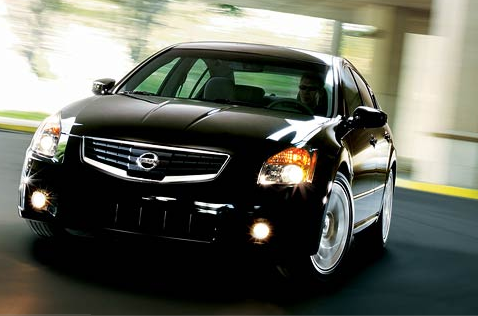 2008 Nissan Maxima, front, exterior, manufacturer, gallery_worthy