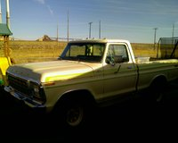1979 Ford F-150, Stock 78 Ford