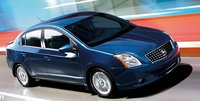 2008 Nissan Sentra, side, exterior, manufacturer, gallery_worthy