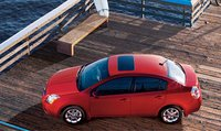 2008 Nissan Sentra, top, exterior, manufacturer, gallery_worthy