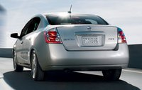 2008 Nissan Sentra, back, exterior, manufacturer, gallery_worthy