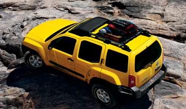 2004 Nissan Xterra, top, exterior, manufacturer, gallery_worthy