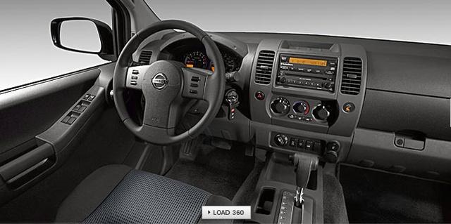 2008 Nissan Xterra - Interior Pictures