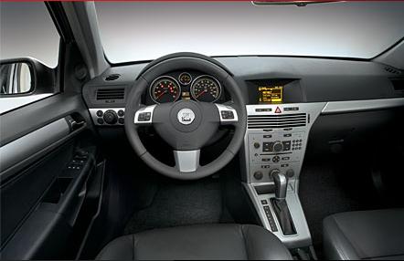 2008 Saturn Astra, driver's seat, interior, manufacturer