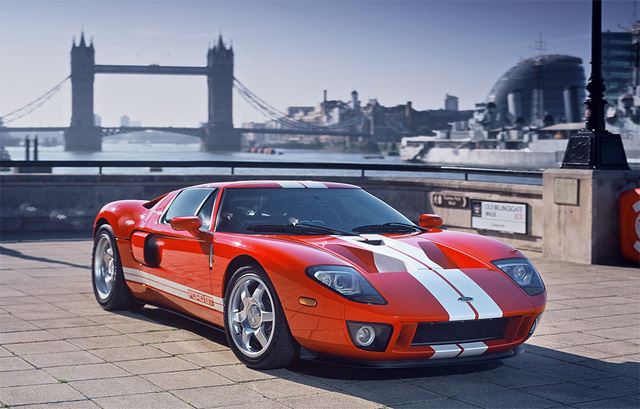 Picture of 2006 Ford GT RWD, gallery_worthy