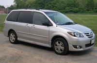 2005 Mazda MPV Picture Gallery