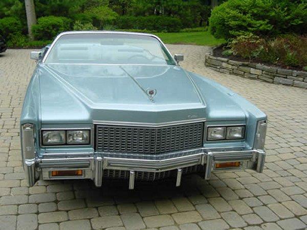 1967 Cadillac Eldorado Convertible Pictures 3