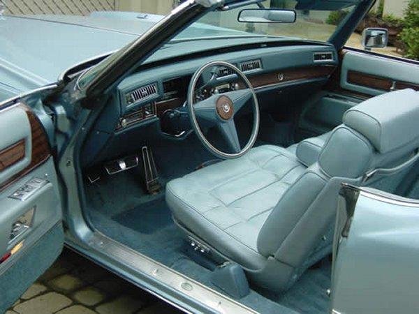 1976 Cadillac Eldorado Pictures Cargurus