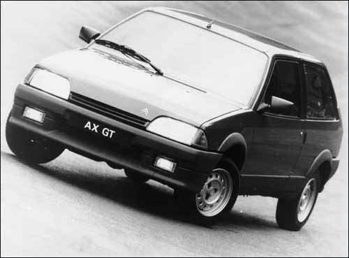 Picture of 1987 Citroen AX