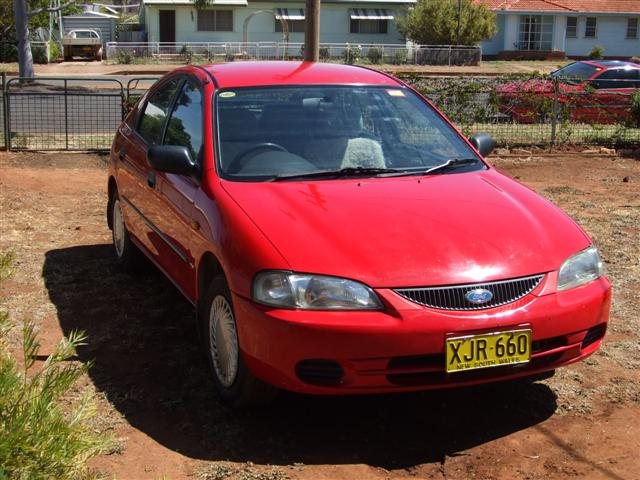 Picture of 1997 Ford Laser