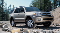 2008 Toyota 4Runner Picture Gallery