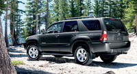 2006 Toyota 4Runner, side, exterior, manufacturer
