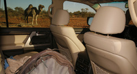 2008 Toyota Land Cruiser Base, interior, manufacturer, interior