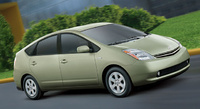 2008 Toyota Prius Base, side, manufacturer, exterior