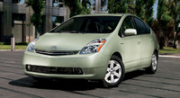 2008 Toyota Prius Picture Gallery