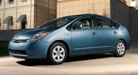2008 Toyota Prius Base, side, exterior, manufacturer