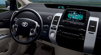 2008 Toyota Prius Base, dashboard, manufacturer, interior