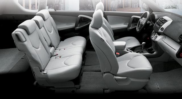 2008 Toyota RAV4 Limited V6, interior, interior, manufacturer