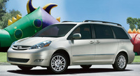 2008 Toyota Sienna XLE Limited, side, exterior, manufacturer