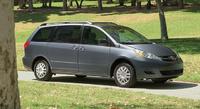 2008 Toyota Sienna, side, exterior, manufacturer