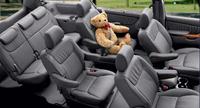 2008 Toyota Sienna XLE Limited, interior, interior, manufacturer