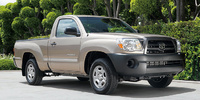 2008 Toyota Tacoma Base, side, manufacturer, exterior
