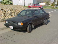 Picture of 1987 Volkswagen Fox