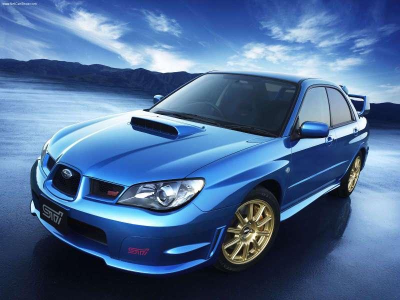 2007 Subaru Sti Wallpaper. 2005 Subaru Wrx Sti Wallpaper