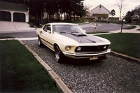 1969 Ford Mustang Mach 1, Here it is My first mustang, my first Mach1....can't tell you how many times I have sold this car only to back out at the last minute, I am the 2nd owner have had the car sin...