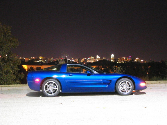 Picture of 2003 Chevrolet Corvette, gallery_worthy