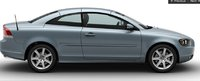 2007 Volvo C70, side, exterior, manufacturer, gallery_worthy