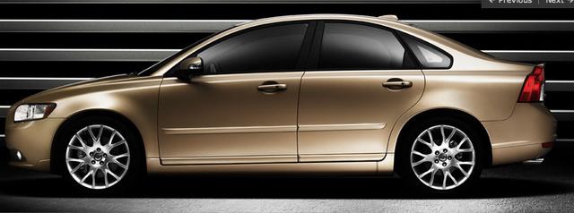 2008 Volvo S40, side, exterior, manufacturer, gallery_worthy