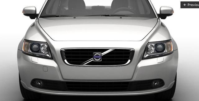 2008 Volvo S40, front, exterior, manufacturer, gallery_worthy