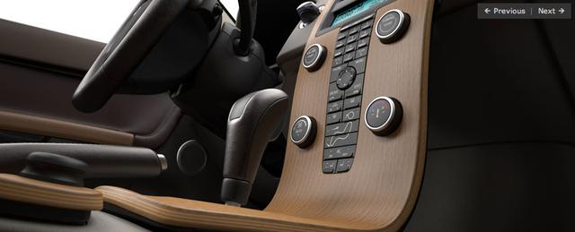 2008 Volvo S40, dashboard, interior, manufacturer, gallery_worthy