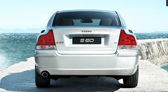 2008 Volvo S60, back, exterior, manufacturer, gallery_worthy