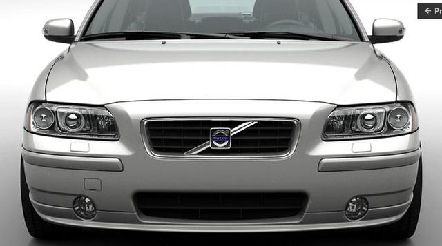 2008 Volvo S60, front, exterior, manufacturer, gallery_worthy