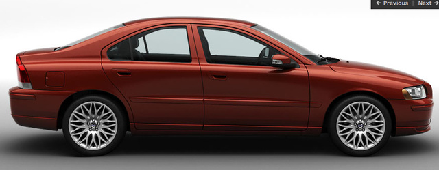 2008 Volvo S60, side, exterior, manufacturer, gallery_worthy