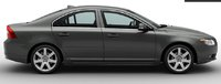 2008 Volvo S80, side, exterior, manufacturer, gallery_worthy