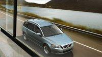 2008 Volvo V50, top, exterior, manufacturer