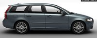 2008 Volvo V50, side, exterior, manufacturer, gallery_worthy